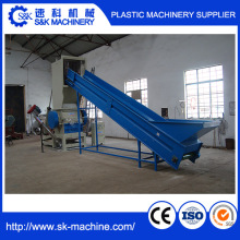 PE PP Film Pet Biberon Plastic Crusher