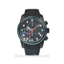 Top quality custom design man wrist quartz alloy watch
