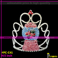 Snowman crowns for christmas pageant crown for sale