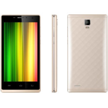 5.0 '' IPS [480 * 854], Android 4.4, Sc7731 [Qual-Kern 1.3 GHz], GSM 4band + WCDMA 2100 [3G], GPS-Smartphone