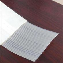 White plastic drainage board PVD