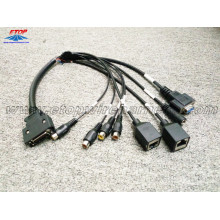 Molded Audio Cable Assemblies