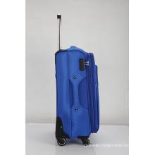 Lightweight Soft Shell Spinner Suitcase