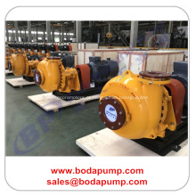 Alta máquina de bombeamento de polpa mineral de processamento de cromo