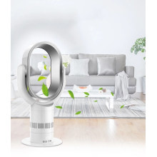 Ventilador de sobremesa sin cuchillas de diseño seguro y eficiente de la refrigeración por aire de mesa