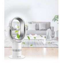 Ventilador de mesa bladeless refrigerar de ar da tabela eficiente da energia do projeto seguro