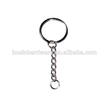 Мода Высокое качество металла 25мм Split Ring С 6 Link Chain
