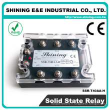 SSR-T40AA-H 40A SSR Module de relais à états statiques triphasés