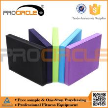 Procircle Gym TPE Square Yoga Balance Schaumstoffpolster