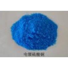 Sulfato de cobre de alta pureza 98.5%