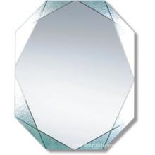 Espejo decorativo del cuarto de baño (JNA037)