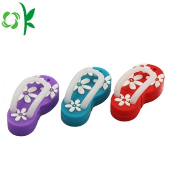 Strand Flip-flop Collectie Silicone USB Flash Drive Cover