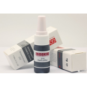 Goochie Micropigmentos Inorgánicos Maquillaje Permanente Pigmento de cejas
