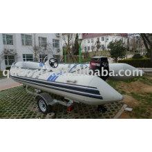 mais barato RIB5.2m pvc/hypalon barco