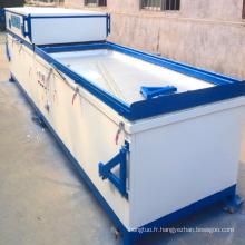 Machine de presse de membrane de vide de placage de PVC