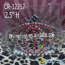 Forma calabaza Halloween Tiara corona
