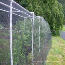 landwirtschaftliche Fangnetze, um Vögel zu fangen
