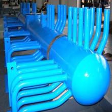 Oil Boiler Parts Boiler Manifold Header Tank