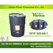 1,1,1,3,3,3-Hexafluoroisopropanol ; HFIP ; 1,1,1,3,3,3-Hexafluoro-2-propanol ; Cas 920-66-1; 99.5%min