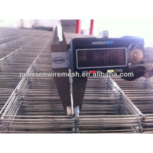 High quality galvanized welded mesh