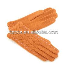 13 ST1047 luva de lã de moda feminina