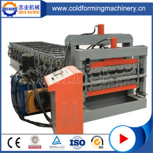 Double Layer Roof Tiles Roll Forming Machinery