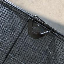 Cestas de malla de acero inoxidable para trabajo pesado