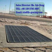 galvanized floor drains,drainage, trench grating
