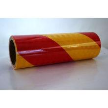 2016 neue Design 50 cm Länge Gelb / Rot Zellulären Reflexstreifen