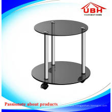 Multifunctional Temppered Glass Coffee Desk