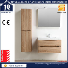 2016 New Fashion Melamine MDF Bathroom Storage Cabinet for Hotel