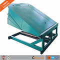 CE-Zulassung Stationäre hydraulische Ladebrücke für Containerlager Hydraulische Ladebrücke für Lagerhäuser