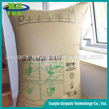 Dunnage Bag Air Dunnage Bag Aufblasbare Tasche Dunnage Air Bag Contanier Kissen Tasche / PP Woven Dunnage Bag / Dunnage Air Bag