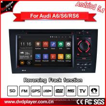 Android GPS für Audi A6 / S6 DVD Spieler