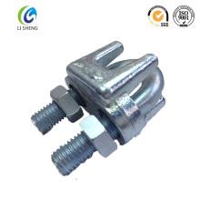 Un tipo de cable de fundición de cable de clip