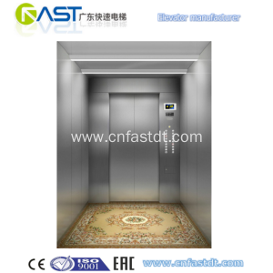 High Quality Stainless Steel Cabin Passenger Lift