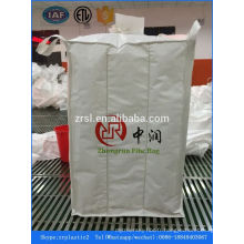 Jumbo bag - Grand sac d'amidon de tapioca 850kg, sac jumbo de déflecteur de 1000kg pour la farine de tapioca