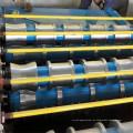 cerca de aço frio rolo dá forma à máquina