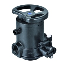 Válvula de filtro manual de lavagem superior 4t / H