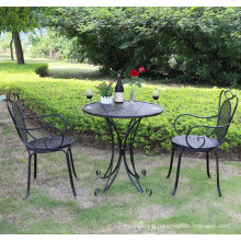 2016 New Folding Iron Garden Furniture Set