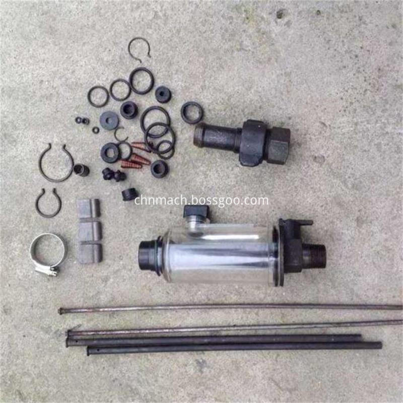 Rock Drill Spare Parts