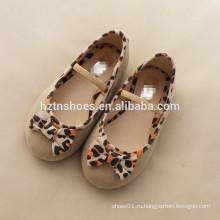 Прекрасные девочки платье обуви упругие дети школы обуви принцессы балета квартиры