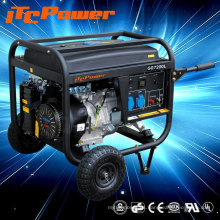 ITC POWER 5kw / 5kva tipo abierto generador de gasolina