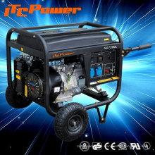 ITC POWER 5kw / 5kva tipo aberto gerador de gasolina