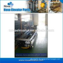 Elevator Mechanischer Teil, Lift Gegengewicht Halterung