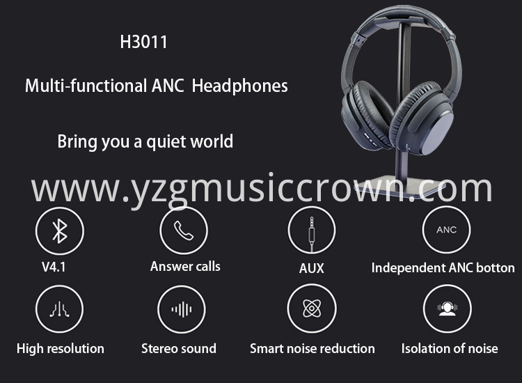 H3011 ANC headphones