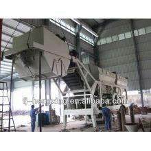 Стационарное оборудование для смешивания грунта WBSY Mobile Stabilization Soil Mixing Station