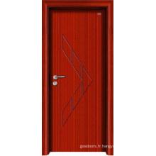 Porte intérieure en bois (LTS-103)