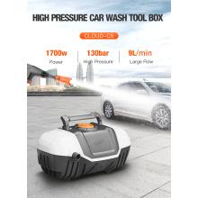 Car Mini Steam Car Washer Foam Gun Kit
