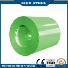 Alta Qualidade 20/5 0.50mm Prepainted Galvalume Aço Bobina